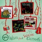 VARIOUS ARTISTS VERVE WISHES YOU A SWINING CHRISTMAS  4LP
