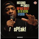 CHUCK D SPEAK! RAP RACE REALITY ON THE RECORD @ECKERD