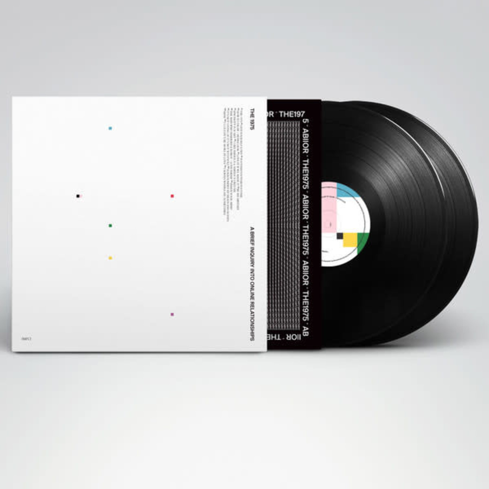 THE 1975 A BRIEF INQUIRY INTO ONLINE RELATIONSHIPS (LP)