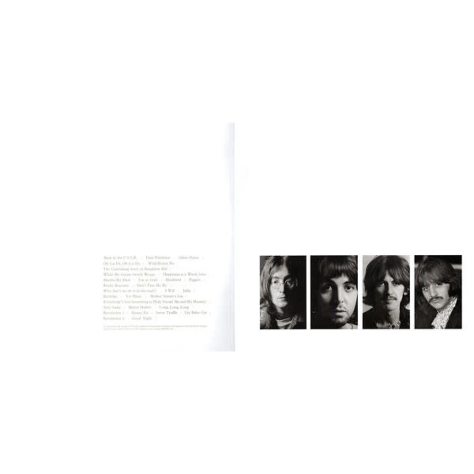 THE BEATLES WHITE ALBUM  (2LP)
