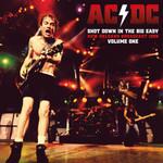 AC/DC SHOT DOWN IN THE BIG EASY VOL. 1 (2LP-CLEAR VINYL)