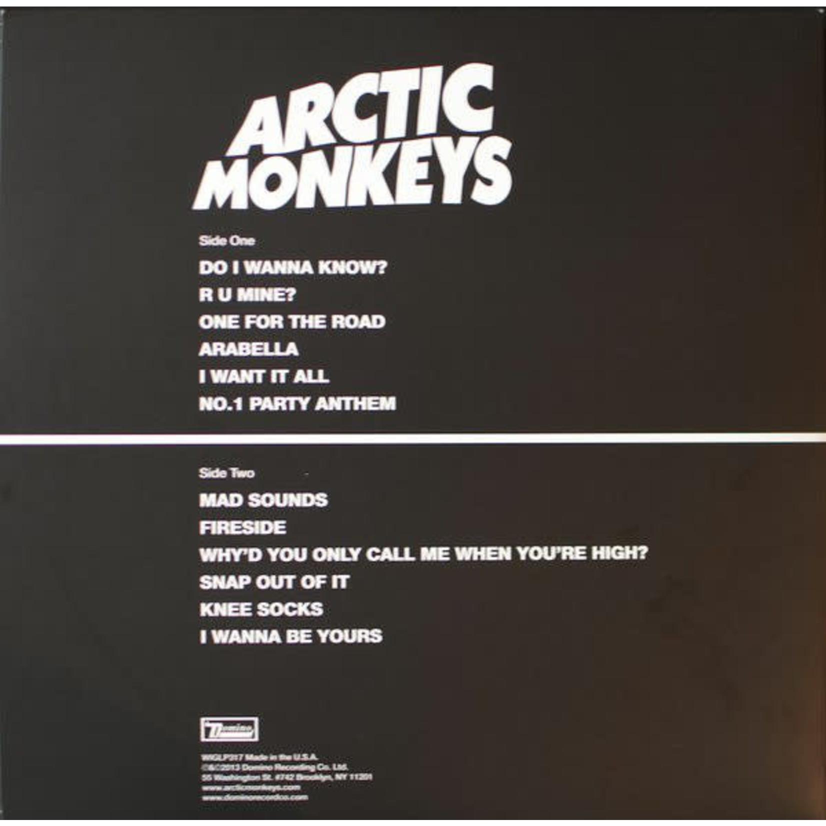 ARCTIC MONKEYS AM