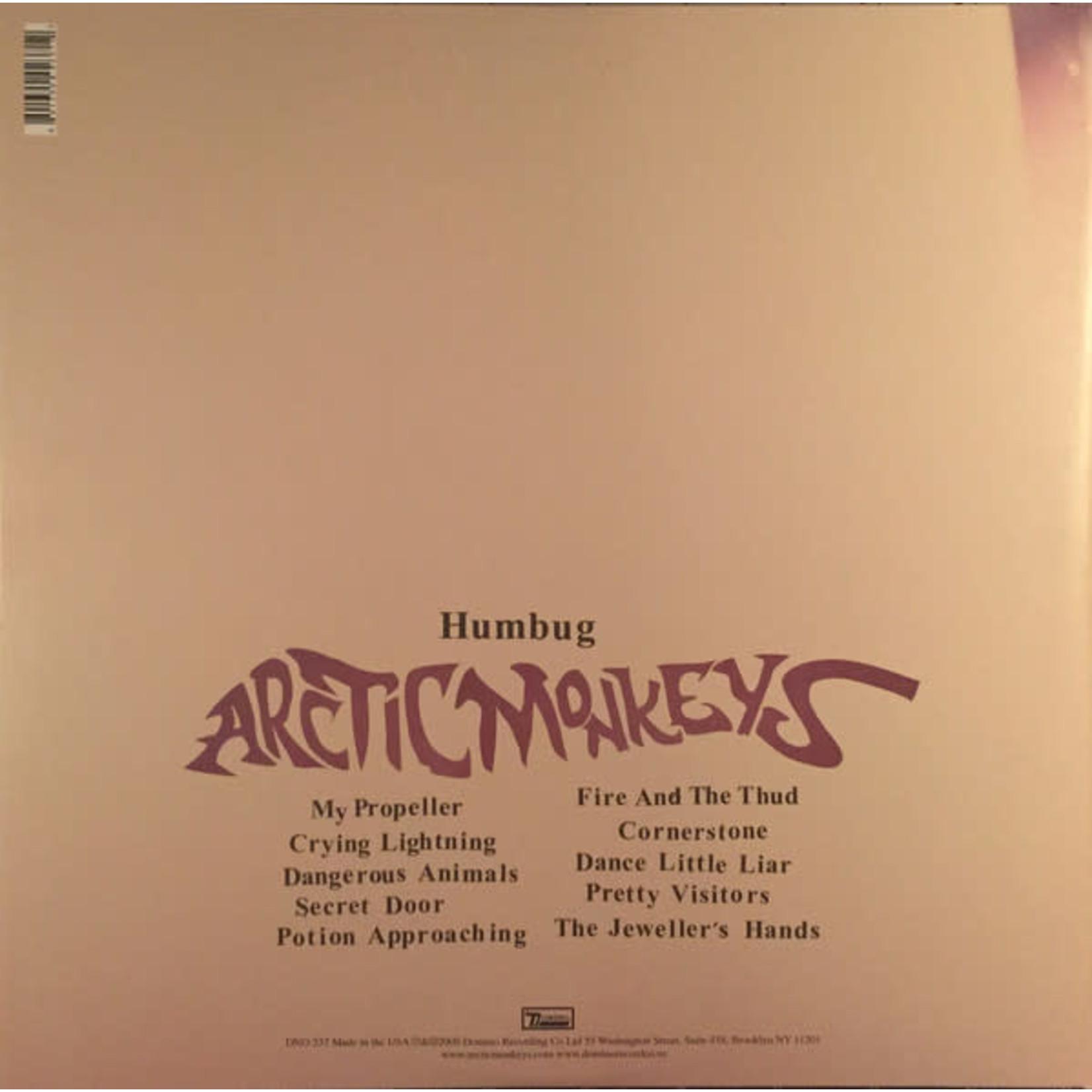 ARCTIC MONKEYS HUMBUG
