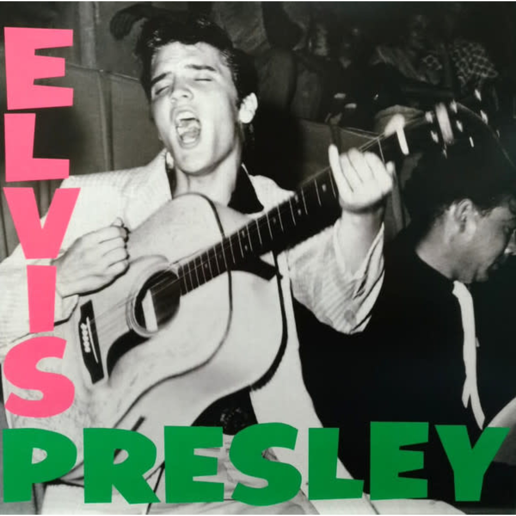 ELVIS PRESLEY DEBUT ALBUM + 4 BONUS TRACKS!