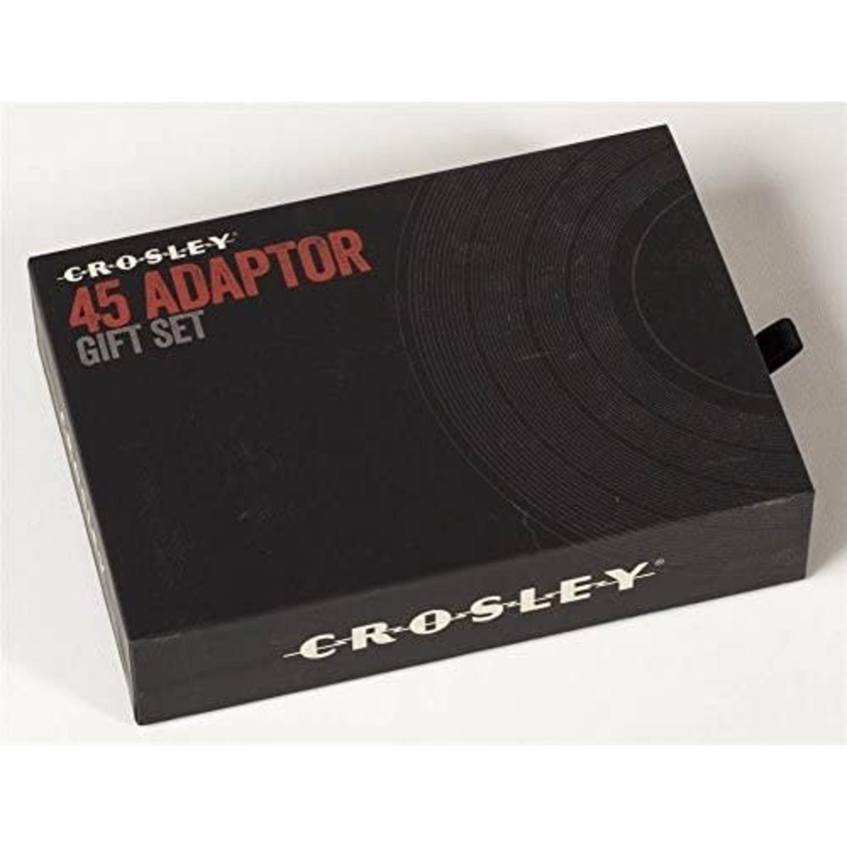 CROSLEY 45 ADAPTOR GIFT SET