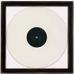 CROSLEY VINYL RECORD FRAME - BLACK