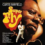 CURTIS MAYFIELD SUPERFLY   APPLE RED LP