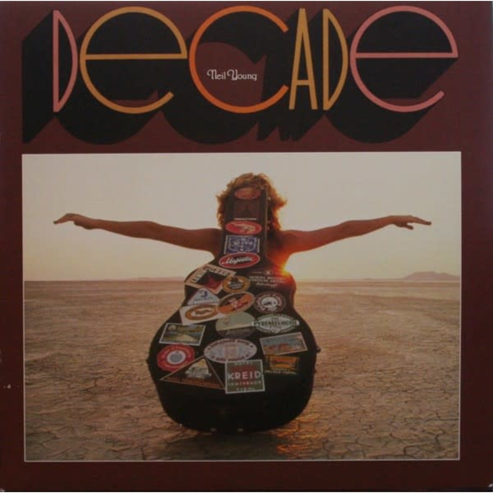 NEIL YOUNG DECADE (3LP)