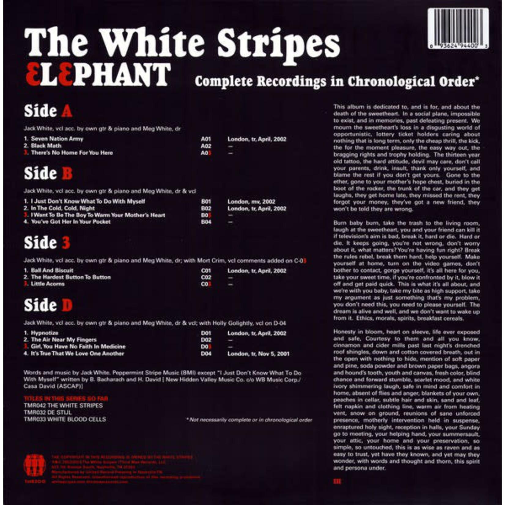 THE WHITE STRIPES ELEPHANT (VINYL)