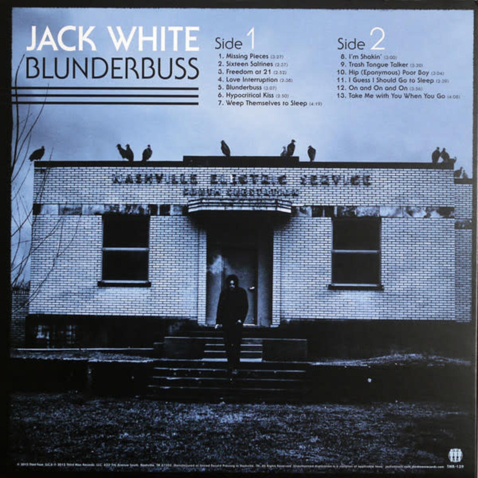JACK WHITE BLUNDERBUSS