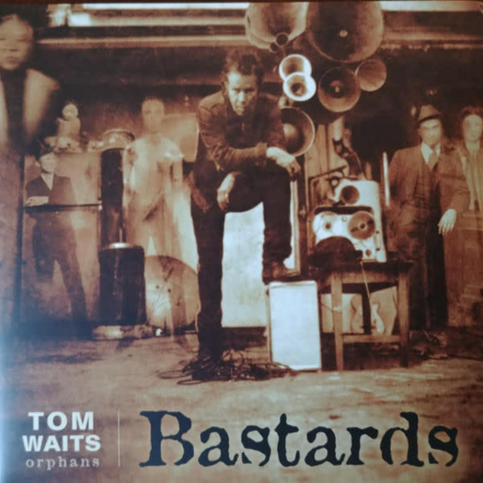 TOM WAITS BASTARDS  2LP BLACK VINYL