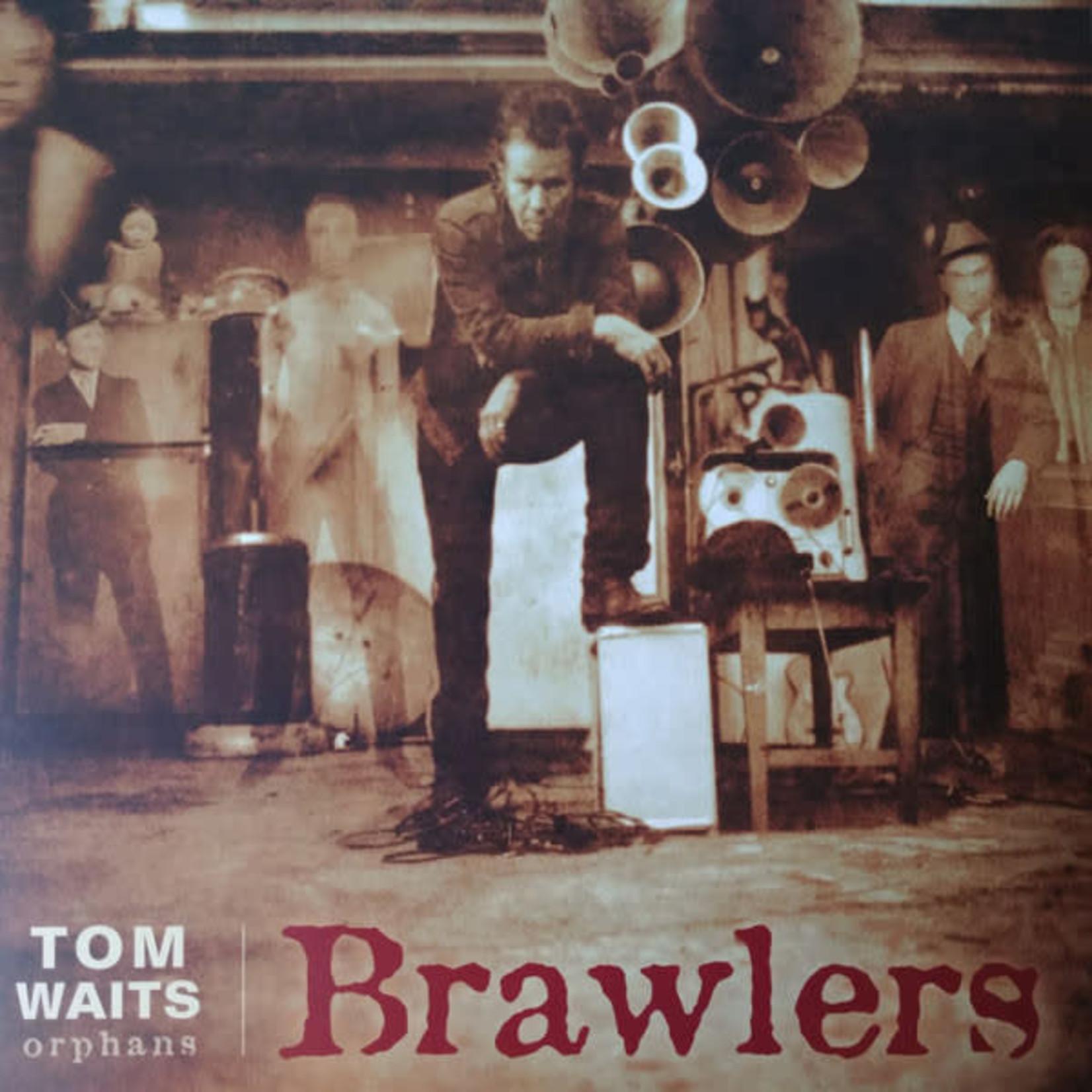 TOM WAITS BRAWLERS  (2LP/BLACK VINYL)