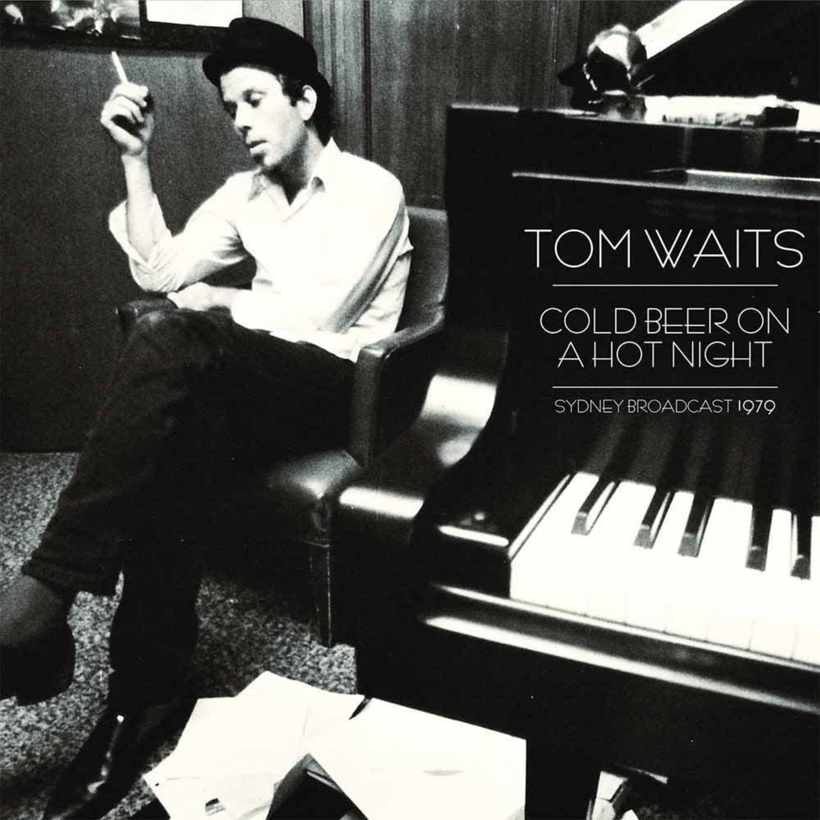 TOM WAITS COLD BEER ON A HOT NIGHT