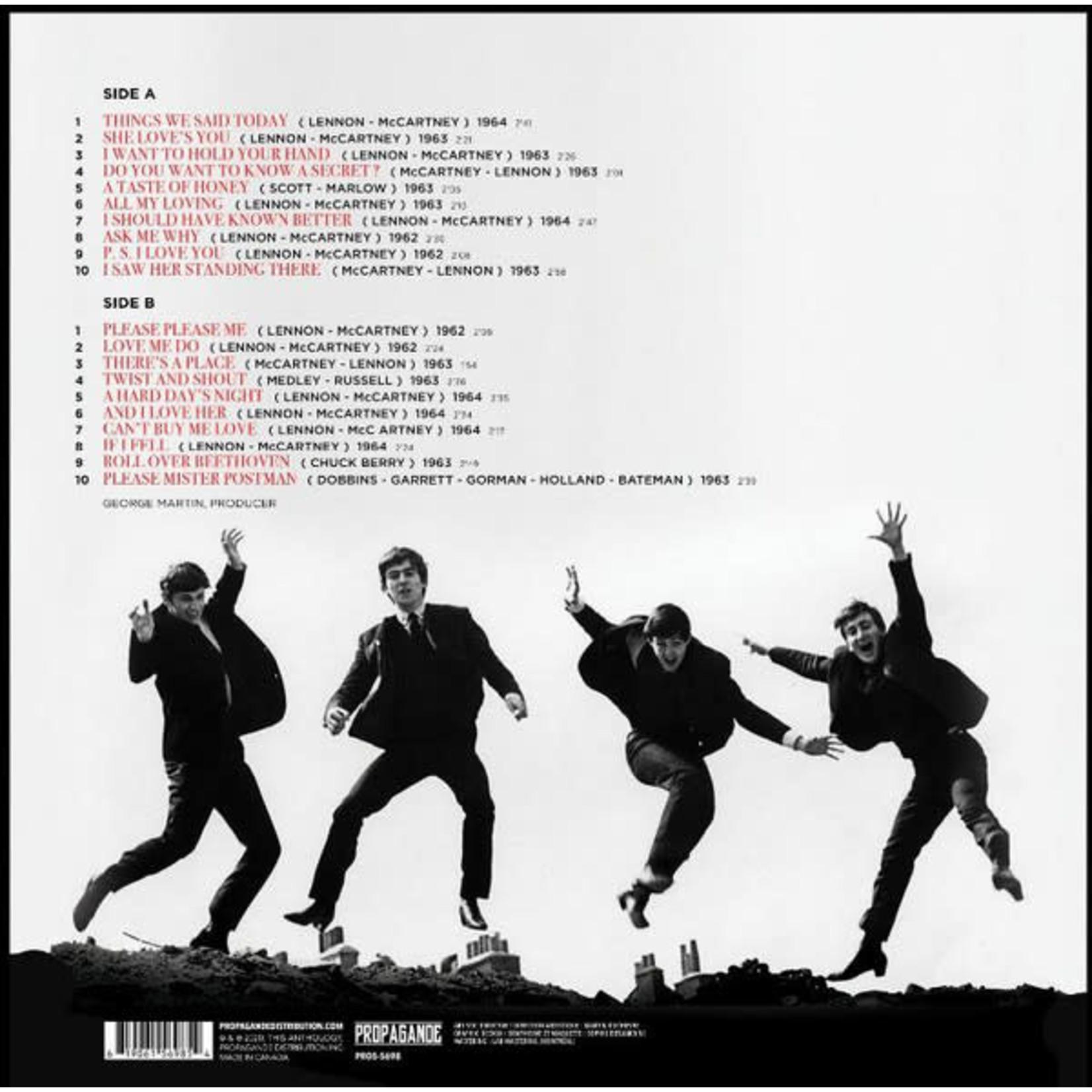 THE BEATLES FIRST HITS   WHITE VINYL LP