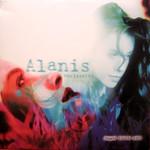 ALANIS MORISSETTE JAGGED LITTLE PILL LP (VINYL)