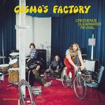 CREEDENCE CLEARWATER REVIVAL COSMO'S FACTORY HALF-SPEED MASTER  LP
