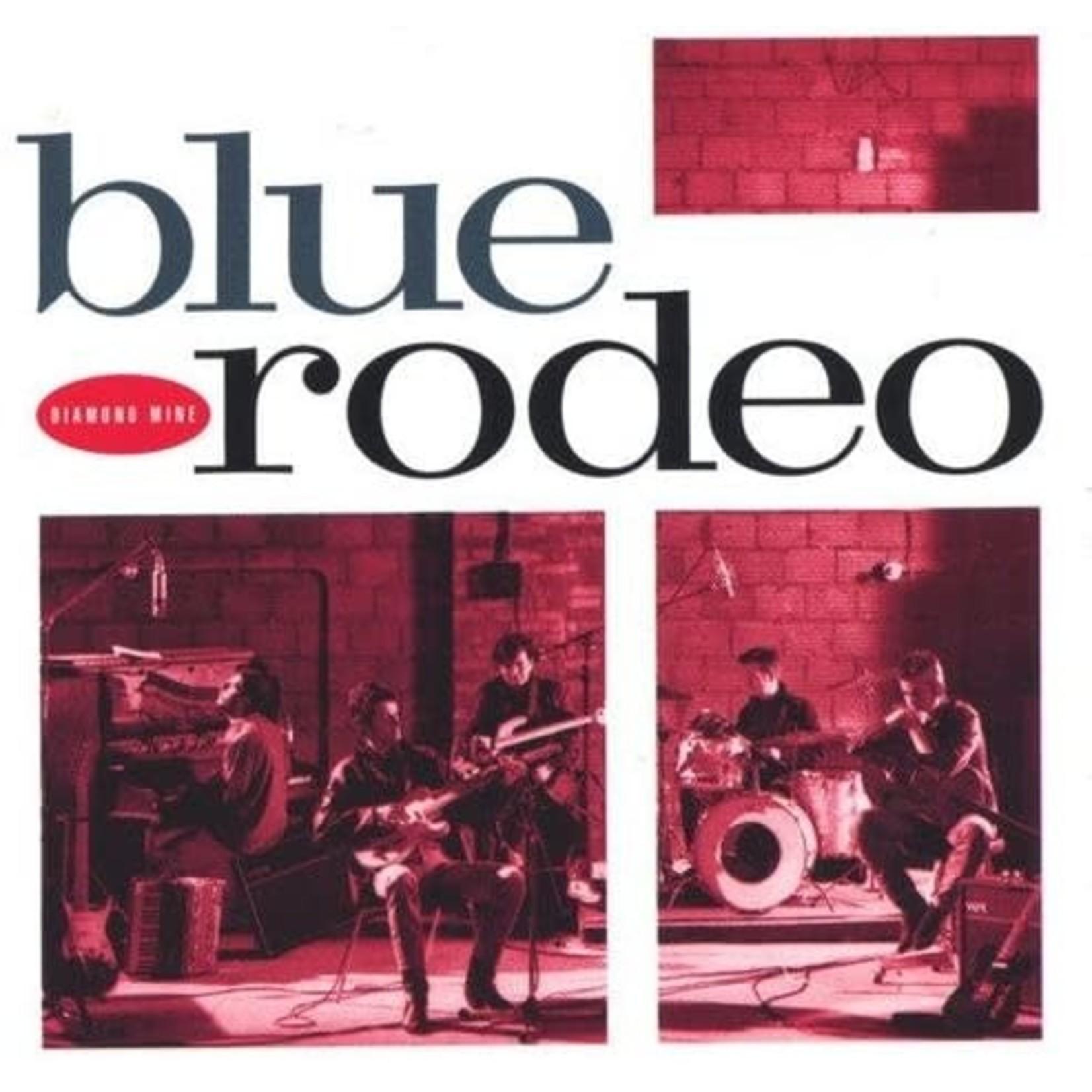 BLUE RODEO DIAMOND MINE