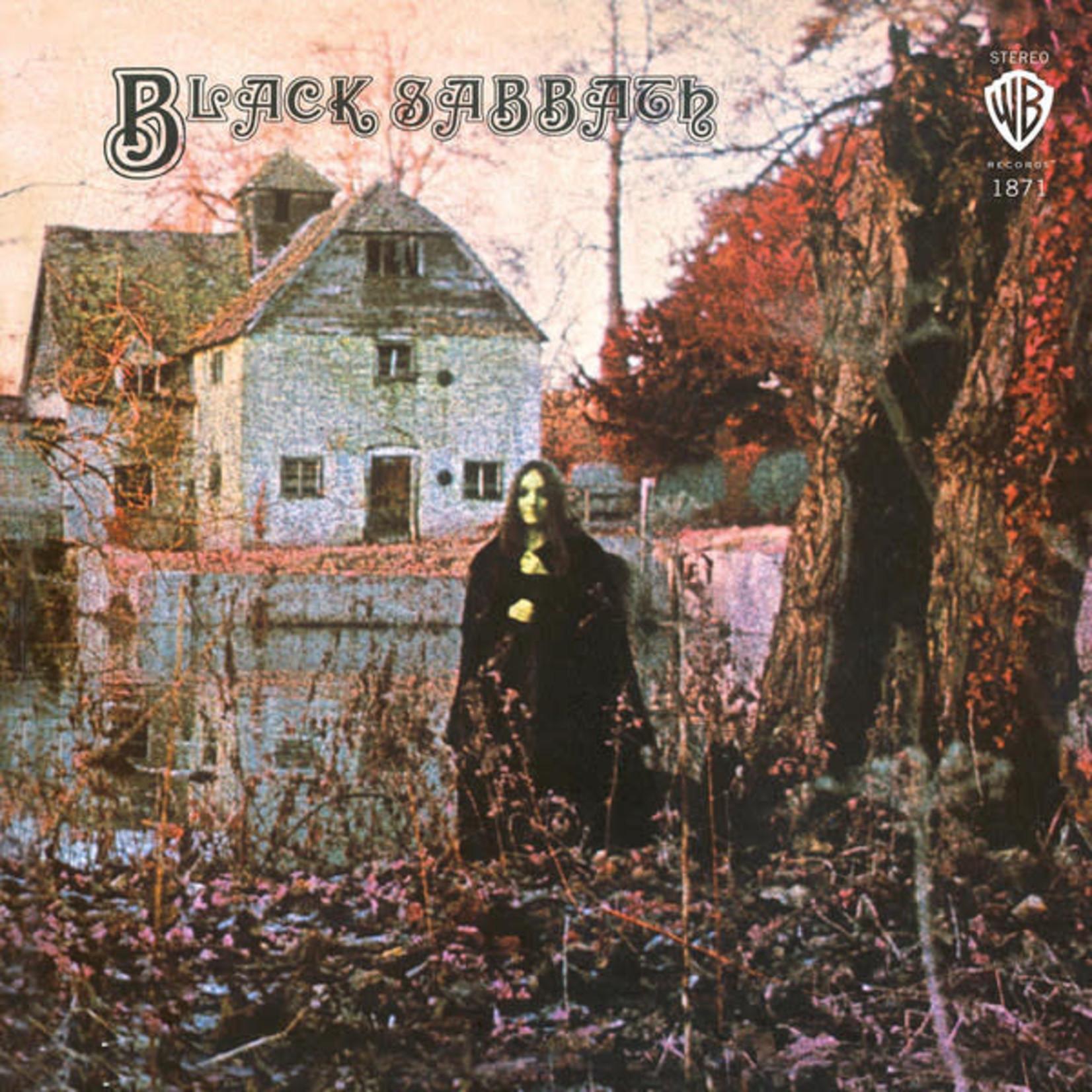 BLACK SABBATH BLACK SABBATH (2012 REMASTERED AUDIO)