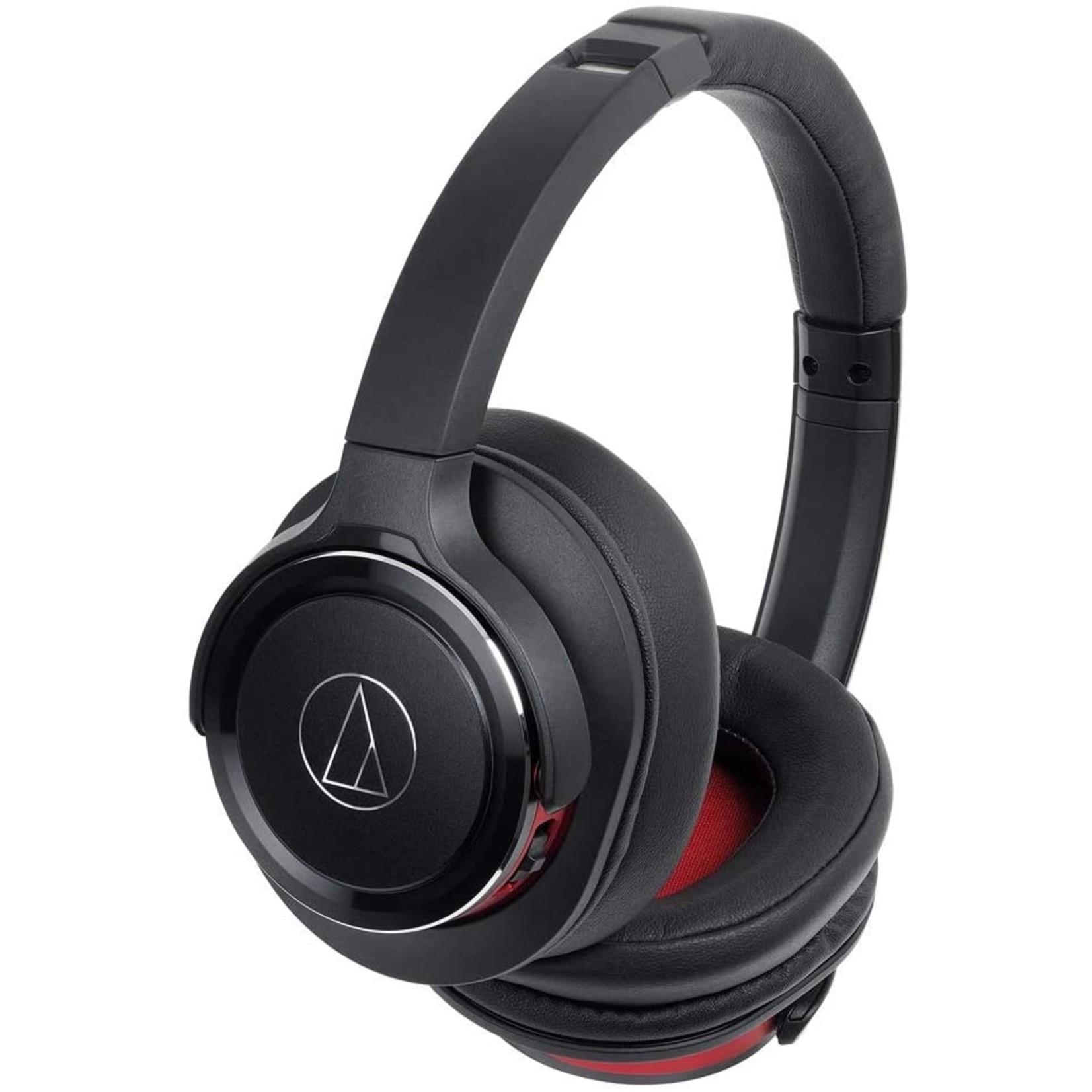 AUDIO-TECHNICA ATH-WS660BTBRD  WIRELESS HEADPHONES