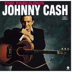 JOHNNY CASH THE FABULOUR JOHNNY CASH + 4 BONUS TRACKS