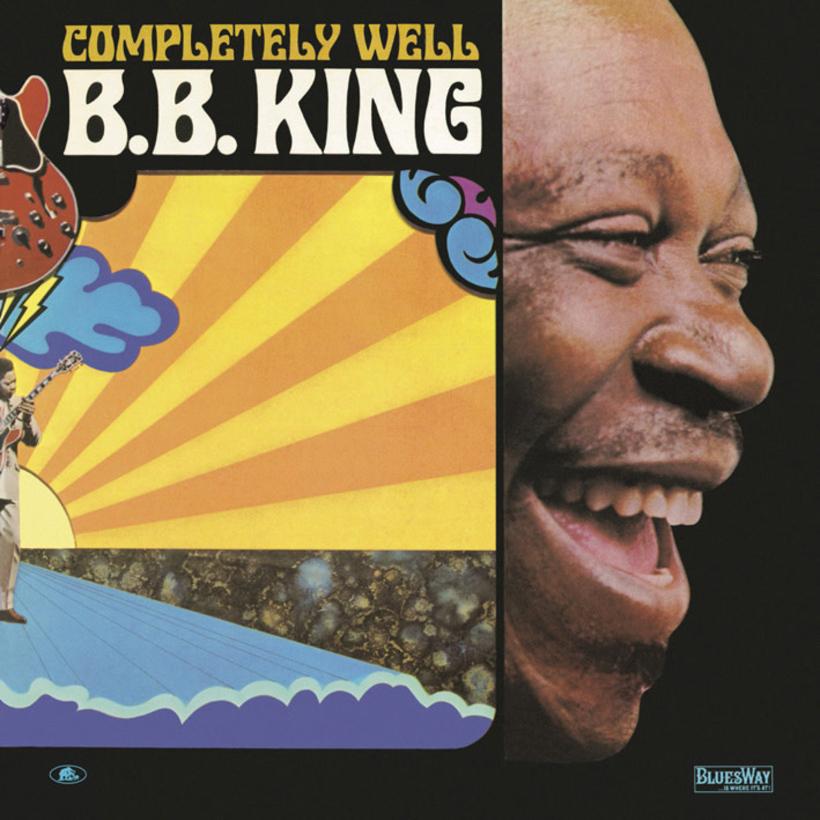 B. B. KING COMPLETELY WELL