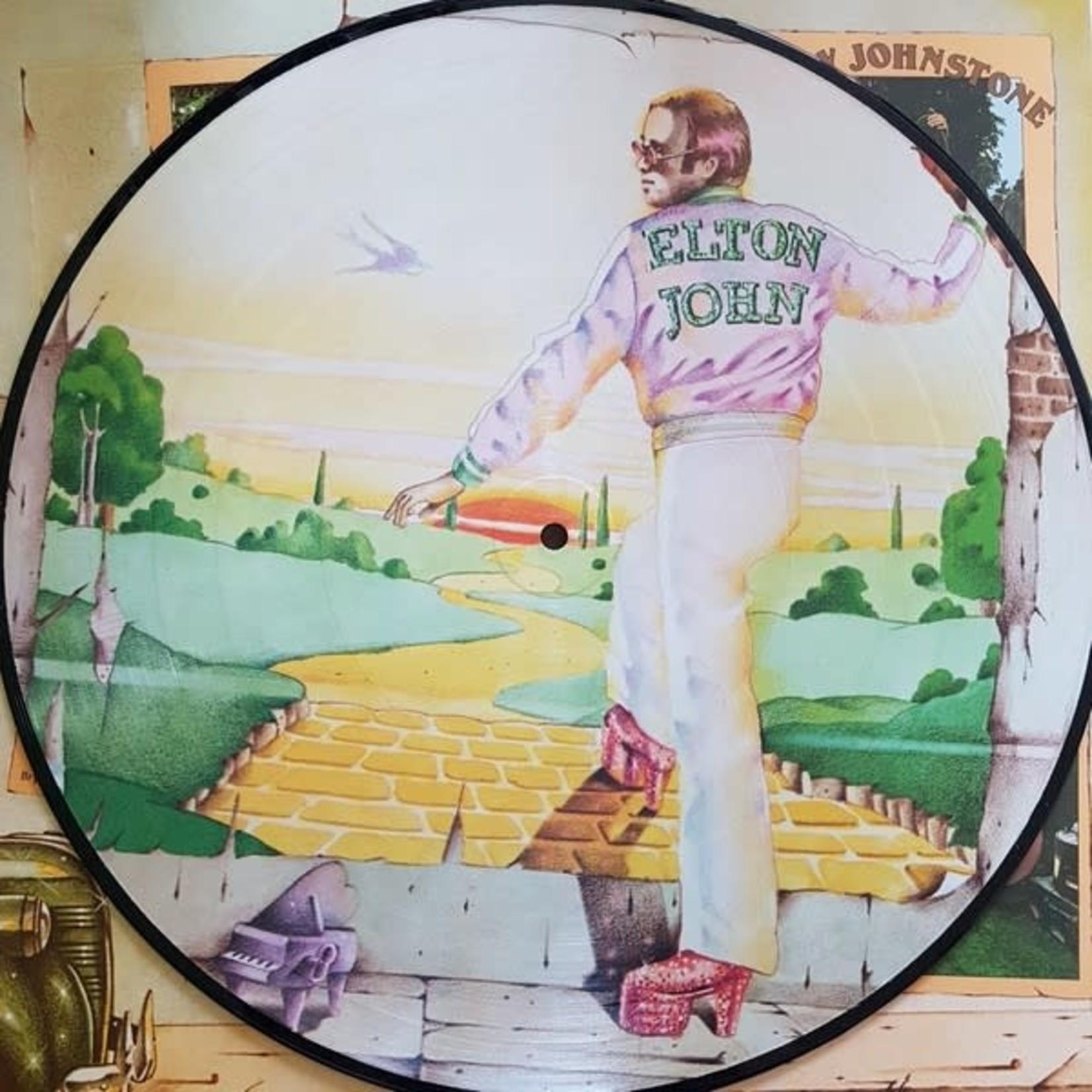 ELTON JOHN GOODBYE YELLOW BRICK ROAD  LTD EDITION  PICTURE DISC 2LP