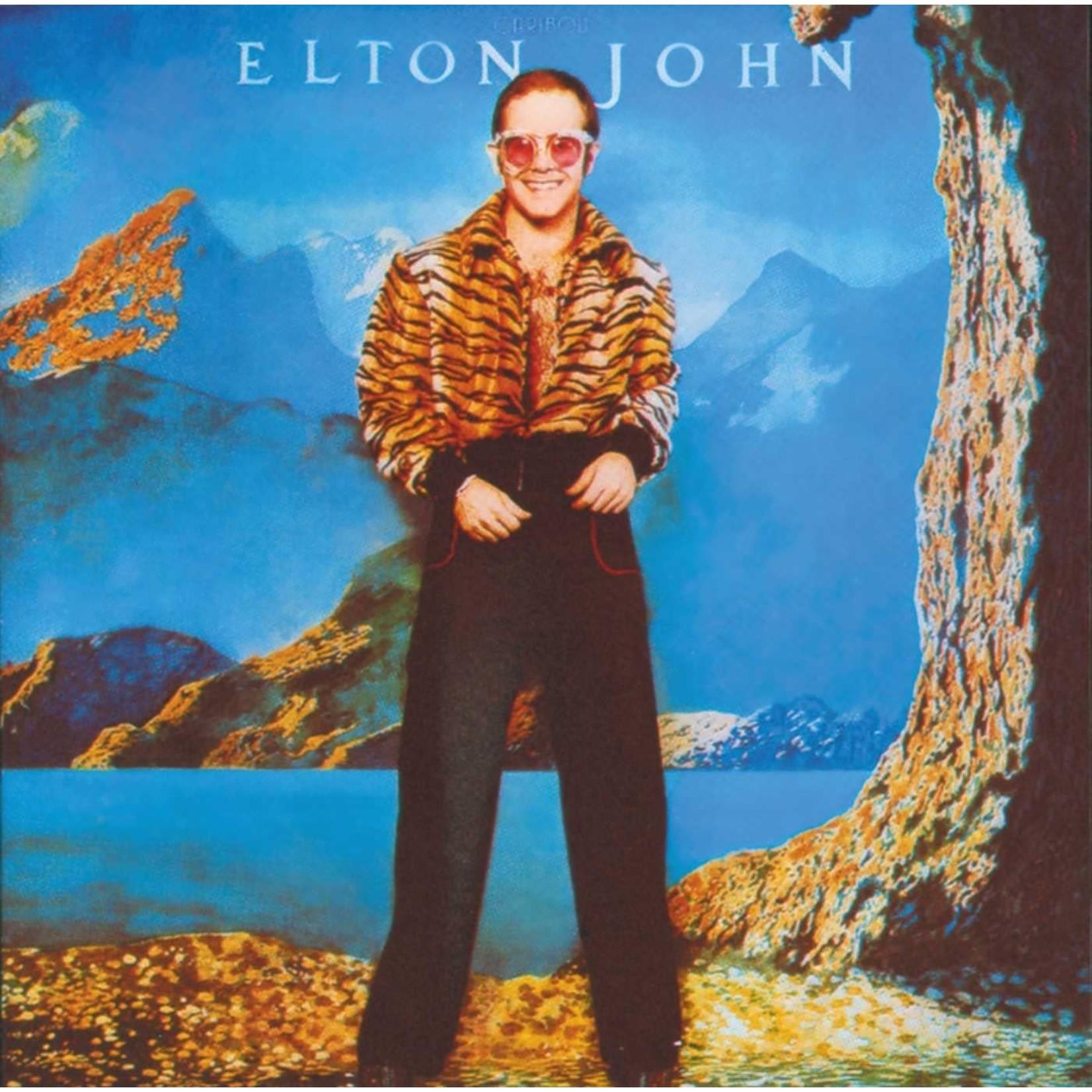 ELTON JOHN CARIBOU (LP)