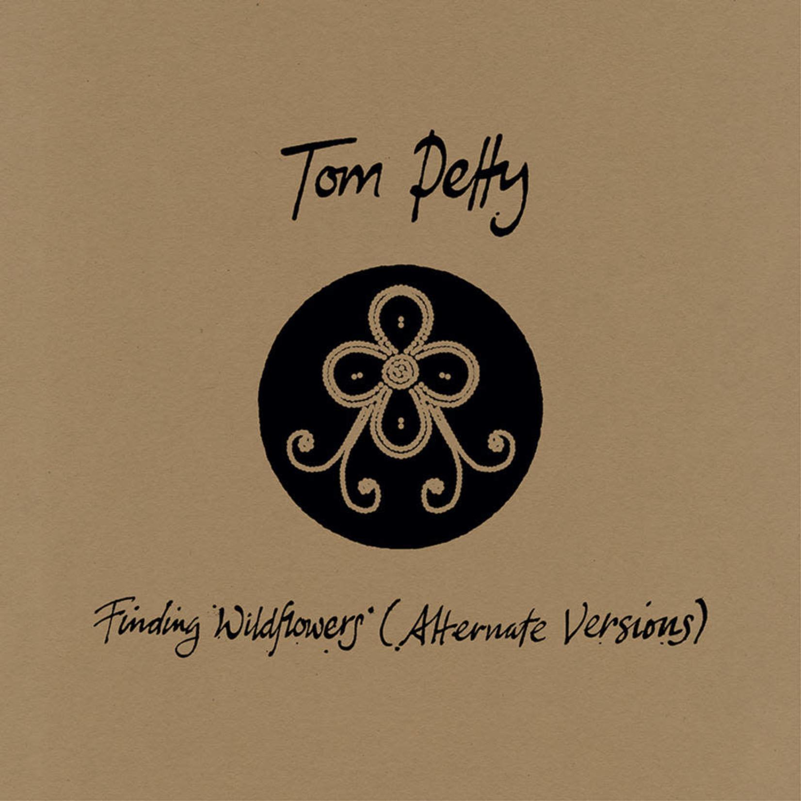 TOM PETTY FINDING WILDFLOWERS (ALTERNATE VERSIONS) INDIE GOLD 2LP
