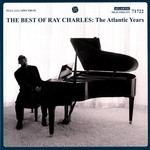 RAY CHARLES THE BEST OF RAY CHARLES: THE ATLANTIC YEARS (2 WHITE LP)