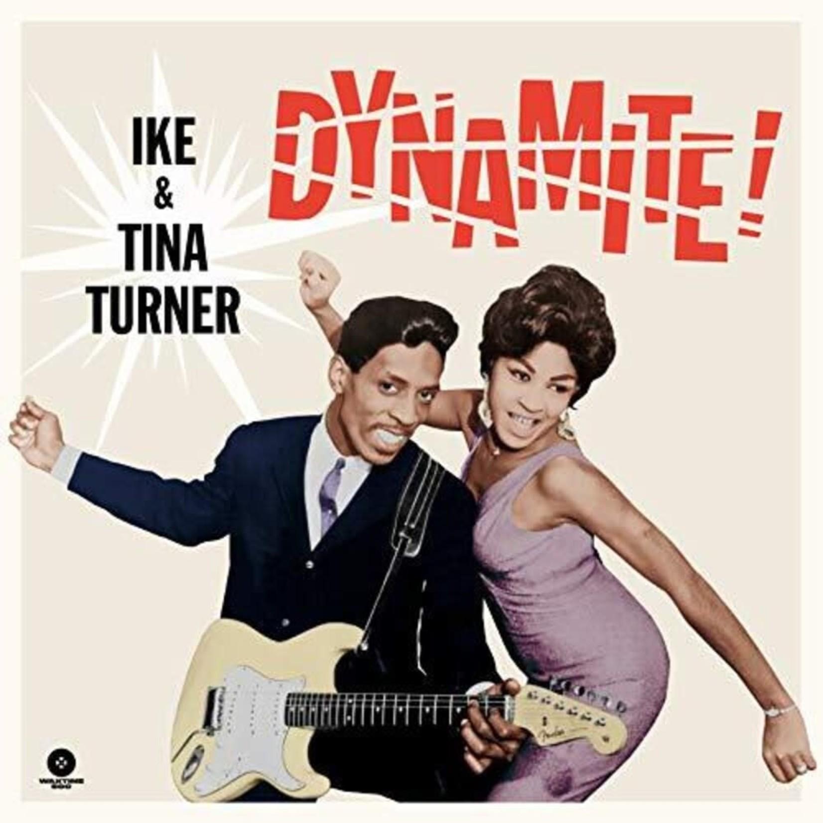 IKE & TINA TURNER DYNAMITE!  LTD EDITION 180g AUDIOPHILE PRESSING