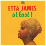 ETTA JAMES AT LAST!  + 4 BONUS TRACKS LTD BLUE VINYL