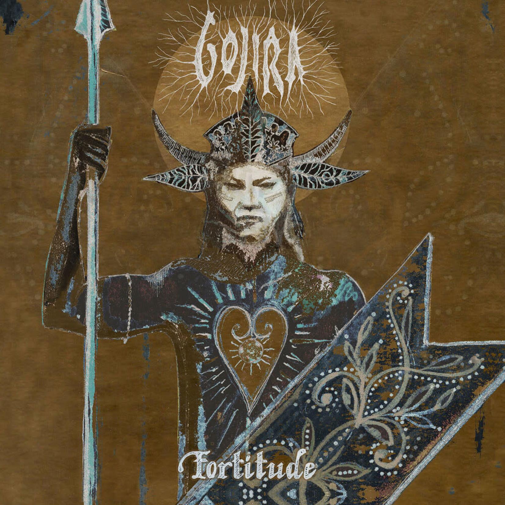 GOJIRA FORTITUDE (INDIE BLACK ICE LP)