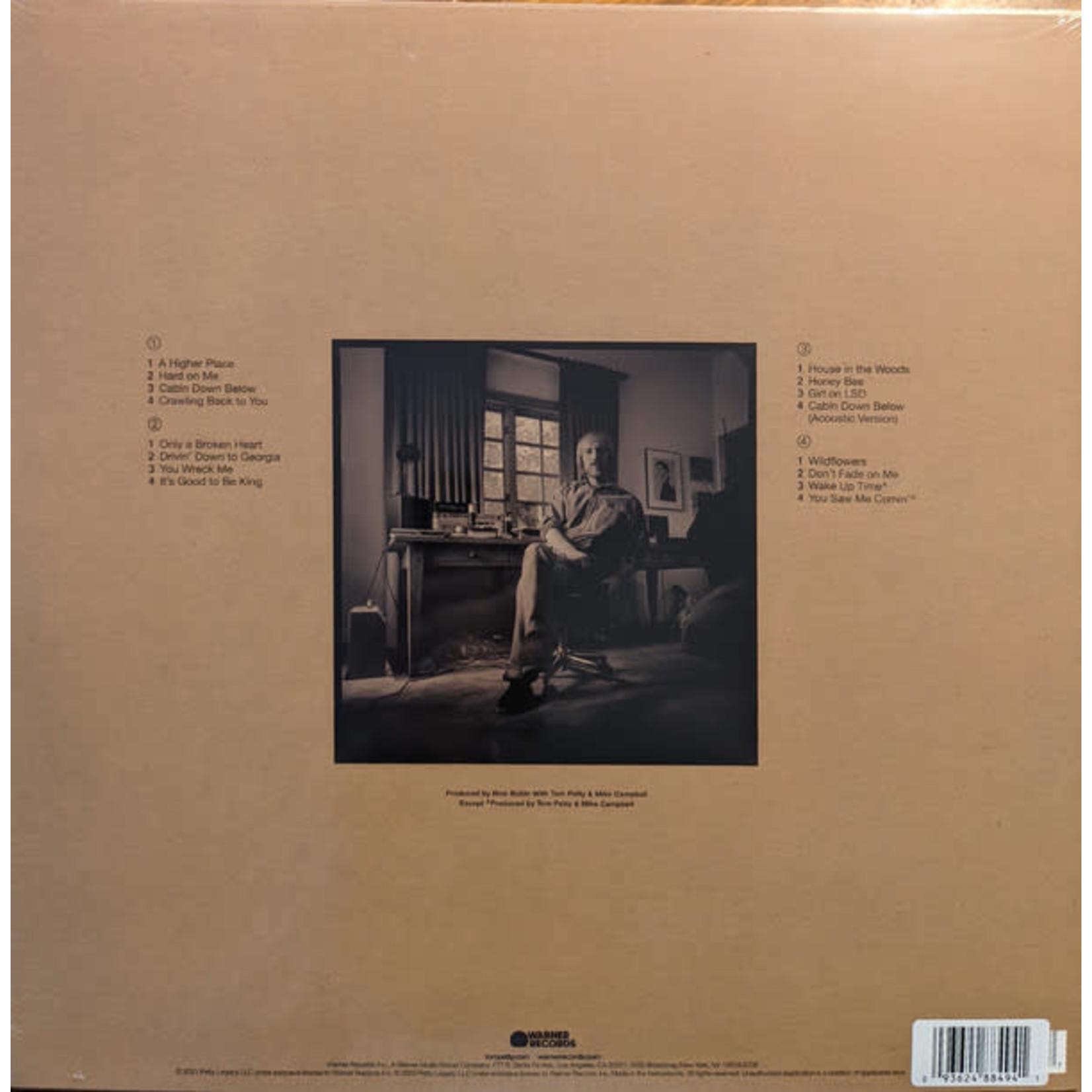 TOM PETTY FINDING WILDFLOWERS (ALTERNATE VERSIONS)  BLACK VINYL  2 LP