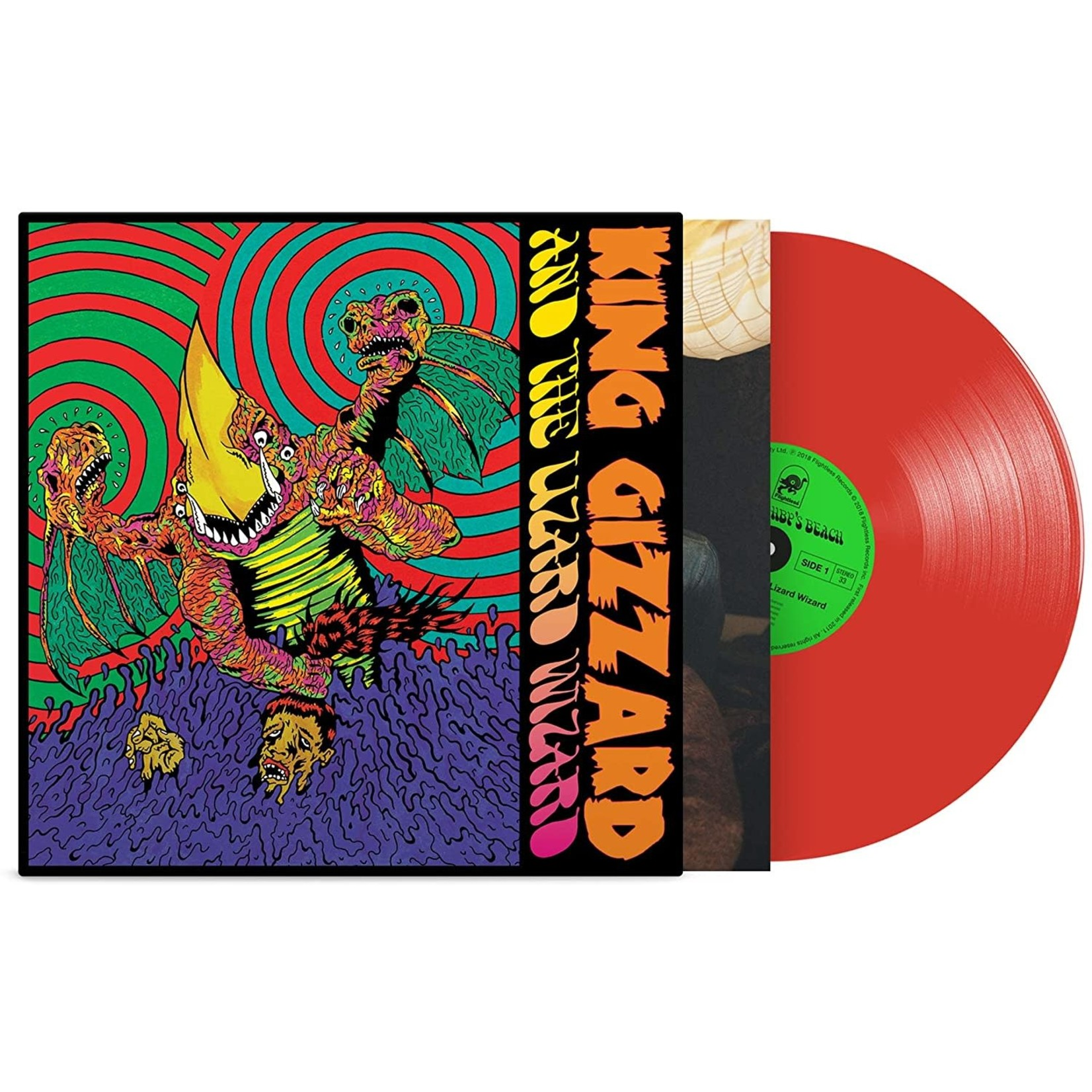 KING GIZZARD & THE LIZARD WIZARD WILLOUGHBY'S BEACH (LP)