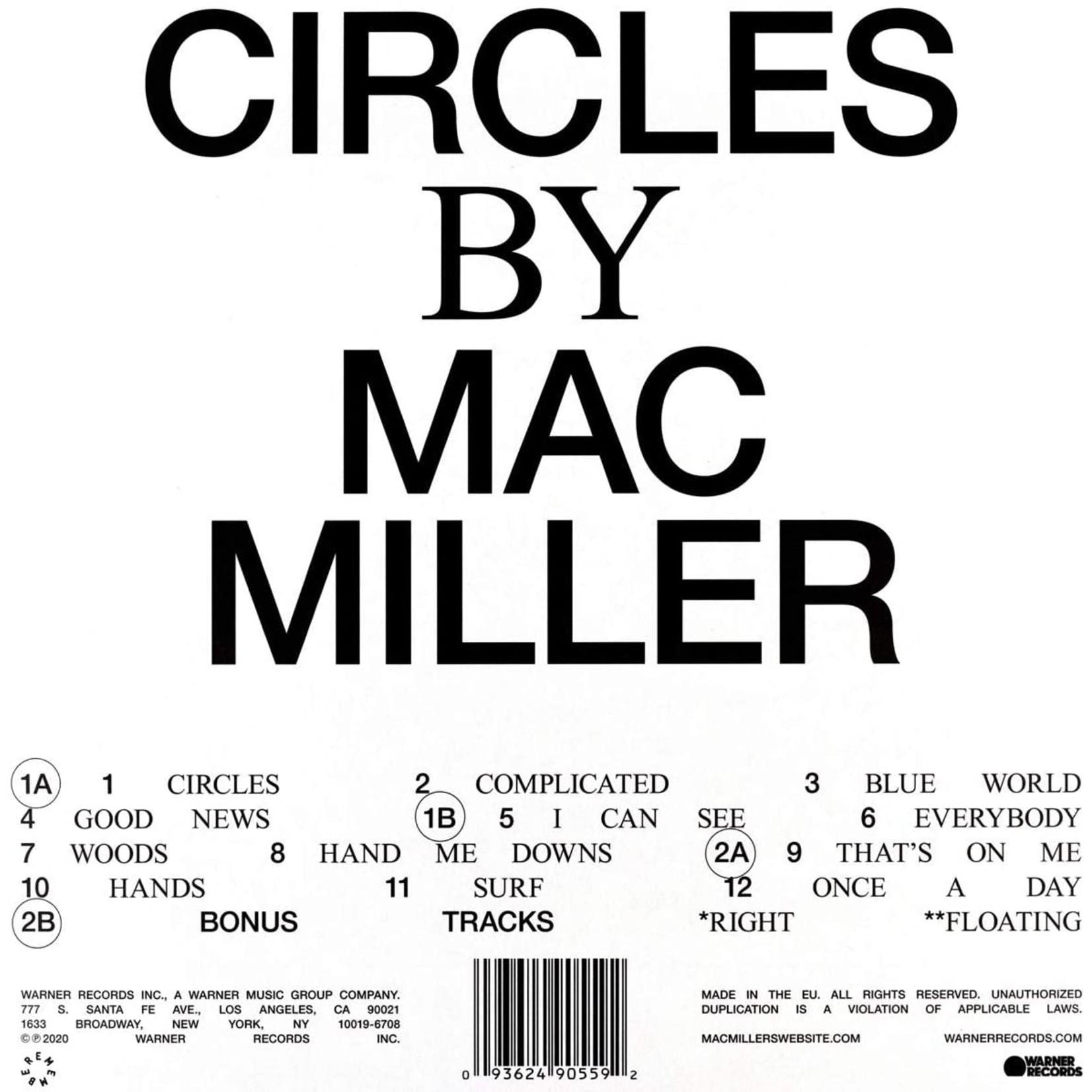 MAC MILLER CIRCLES (CLEAR 2LP)