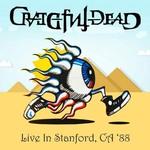 GRATEFUL DEAD LIVE IN STANFORD, CA '88  3LP 180G  COLOURED VINYL