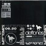 DEFTONES WHITE PONY  20TH ANNIVERSARY DLX EDITION INDIE 4LP BOXSET