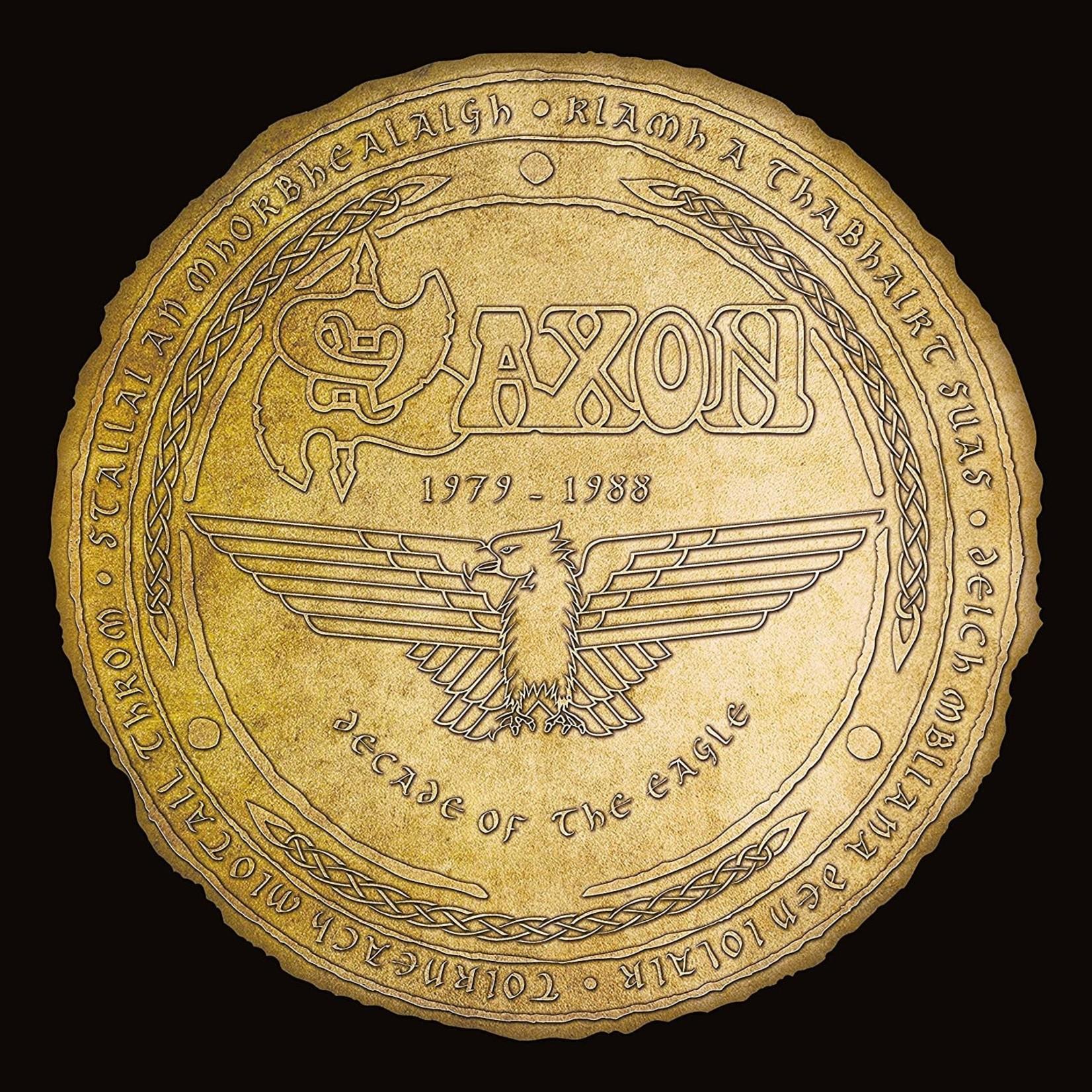 SAXON DECADE OF THE EAGLE 1979 - 1988
