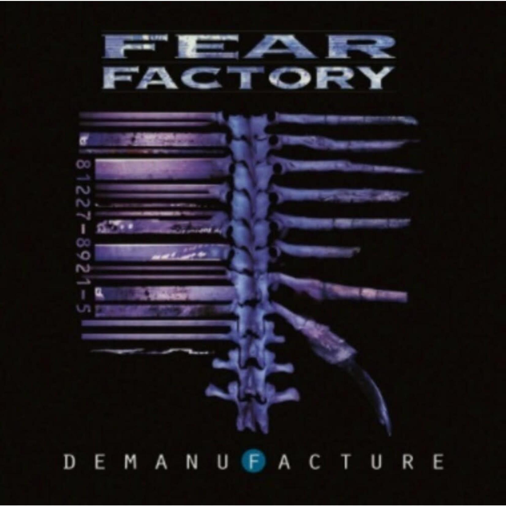 FEAR FACTORY DEMANUFACTURE (25TH ANNIVERSARY INDIE DLX 3LP)