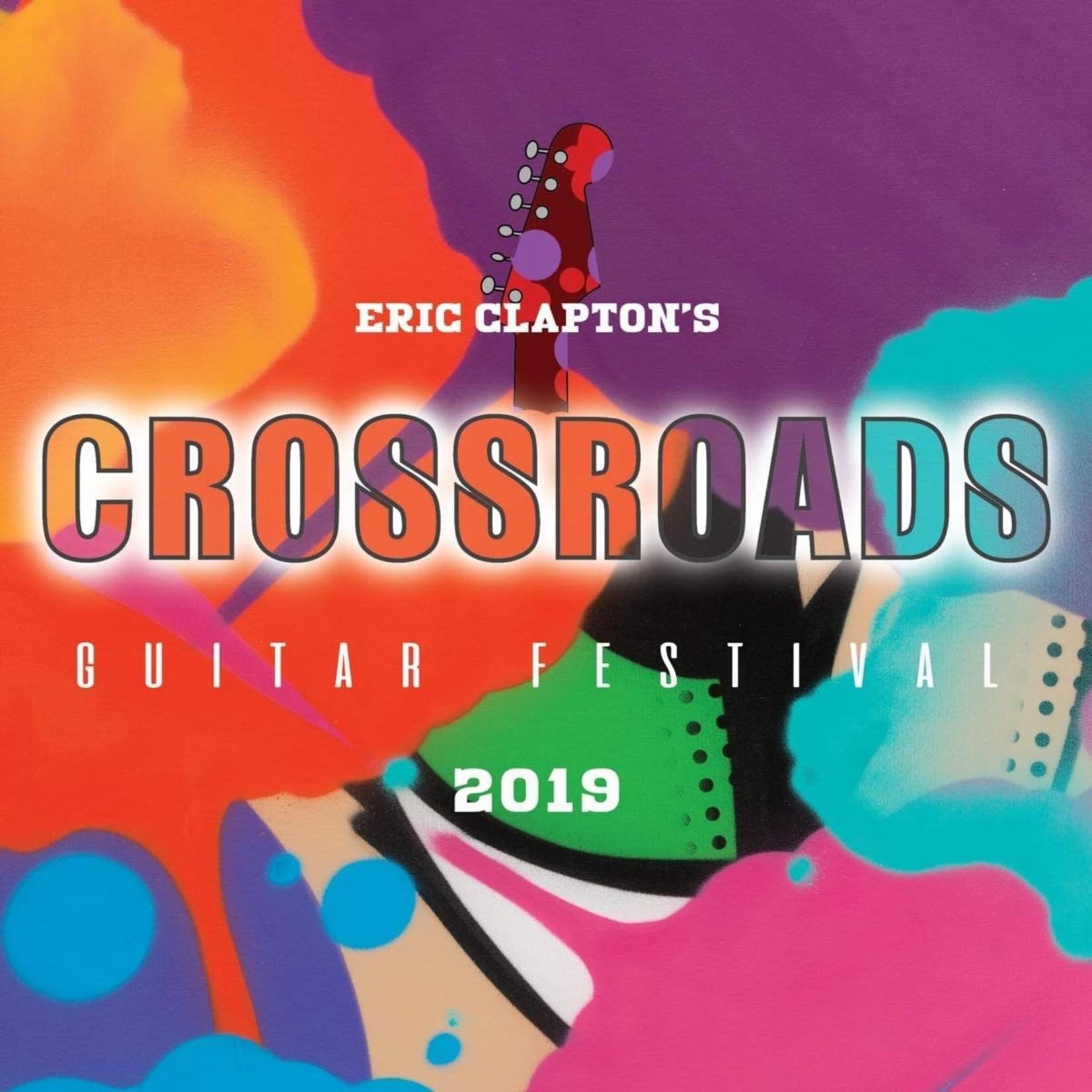 ERIC CLAPTON ERIC CLAPTON'S CROSSROADS GUITAR FESTIVAL 2019 (6 LP)