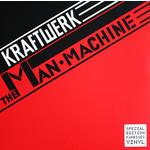 KRAFTWERK THE MAN- MACHINE (RED LP)