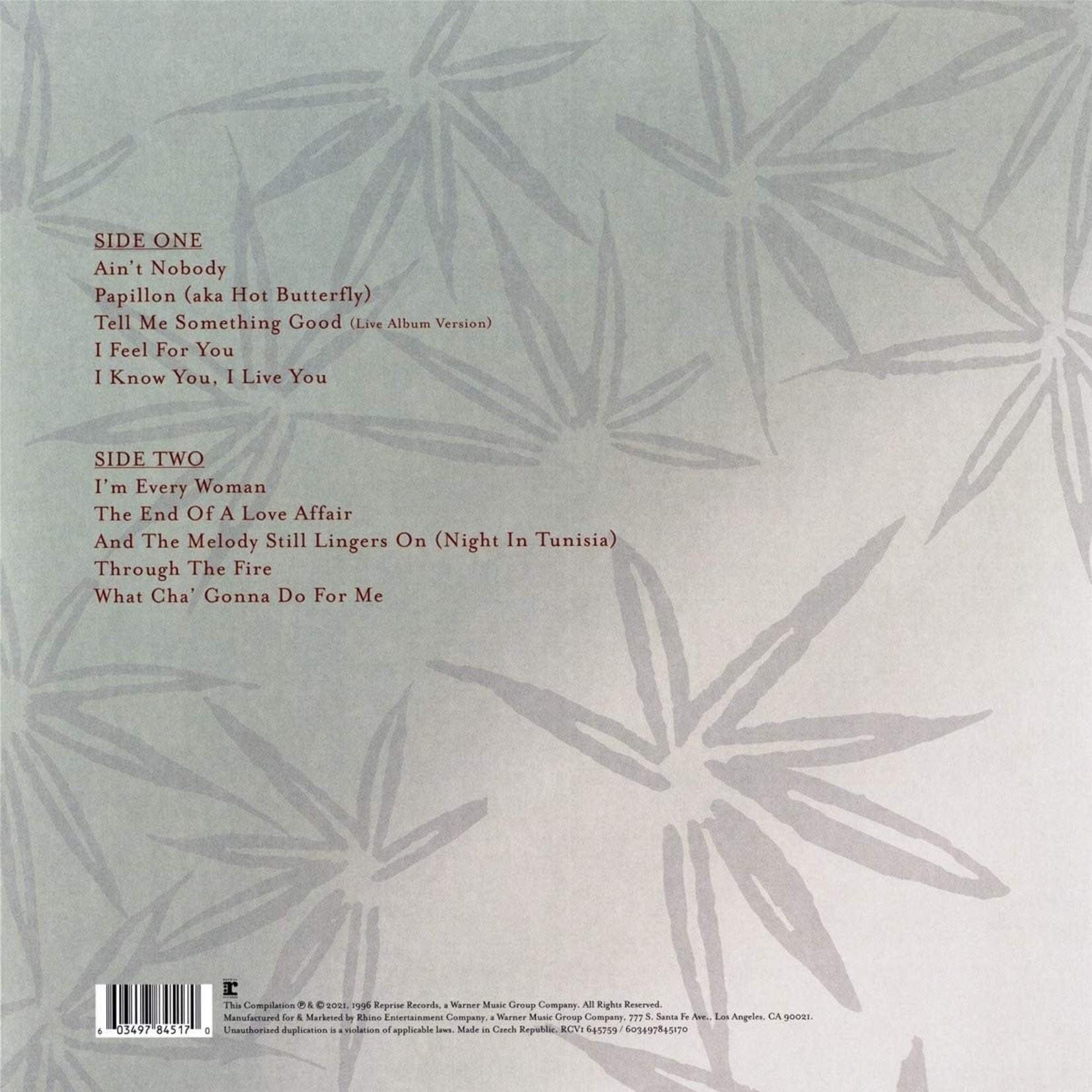 CHAKA KHAN EPIPHANY: THE BEST OF CHAKA KHAN (1 BURGUNDY LP)