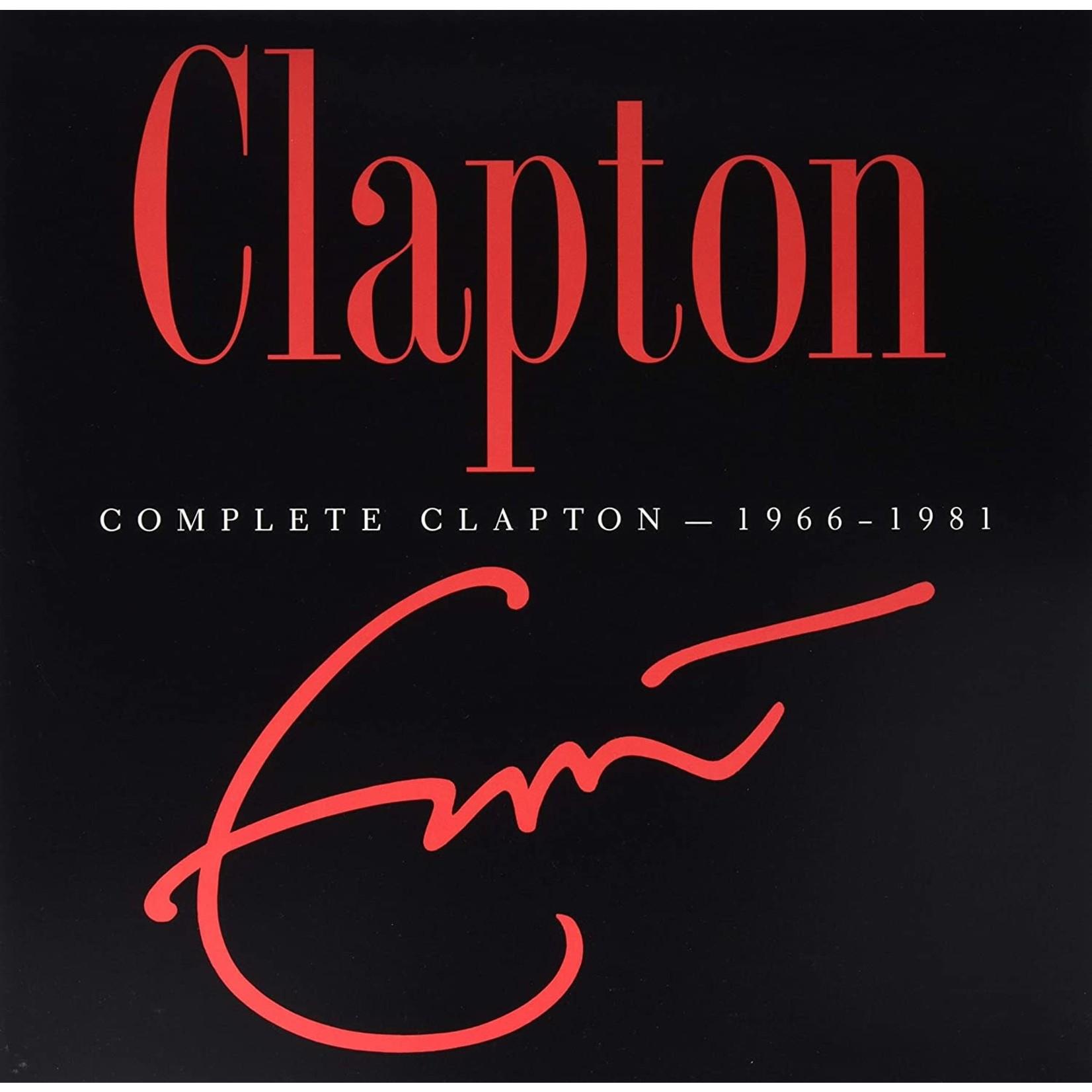 """ERIC CLAPTON COMPLETE CLAPTON (4 LPs/7"""") (RSD)"""