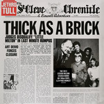 JETHRO TULL THICK AS A BRICK (LP)