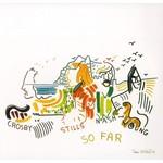 CROSBY STILLS NASH AND YOUNG SO FAR (LP)
