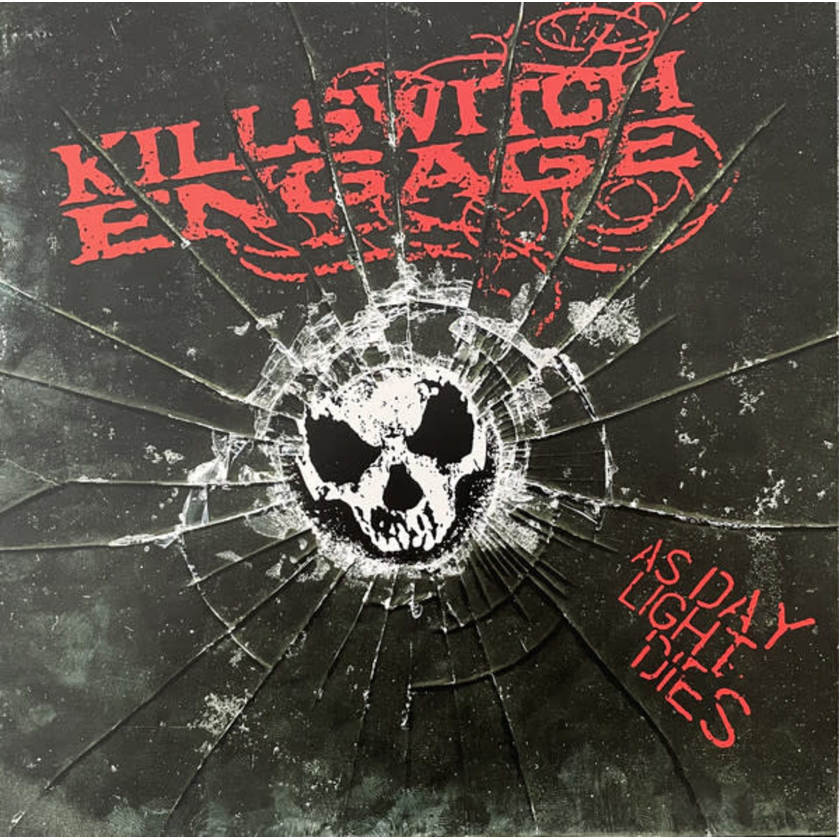 KILLSWITCH ENGAGE AS DAYLIGHT DIES DELUXE EDITION (INDIE SOLID WHITE & BLACK MIXED 2LP)