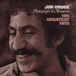 JIM CROCE PHOTOGRAPHS & MEMORIES HIS GREATEST HITS (LP)