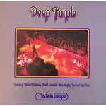 DEEP PURPLE MADE IN EUROPE (PURPLE LP INDIE)