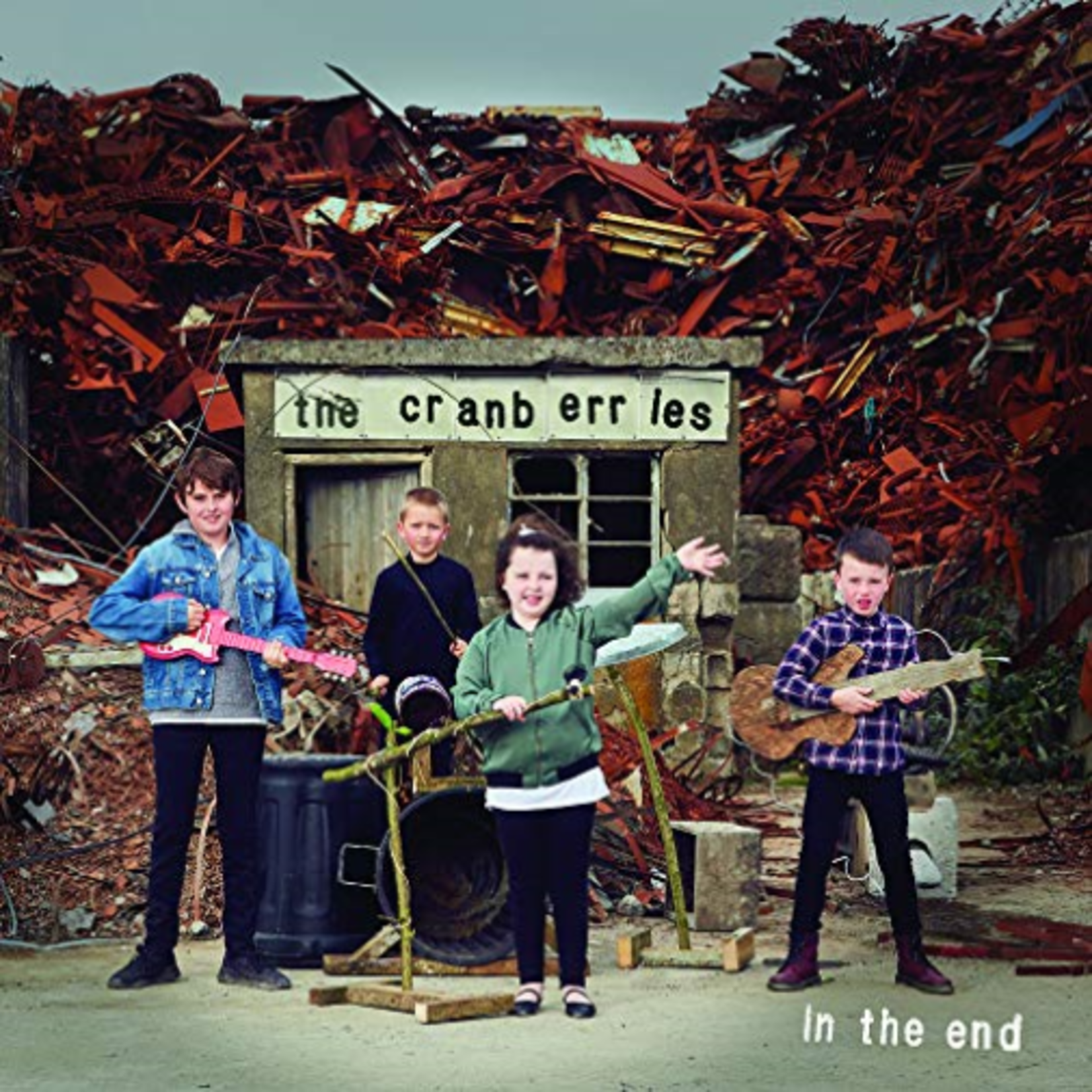 THE CRANBERRIES IN THE END (LP)