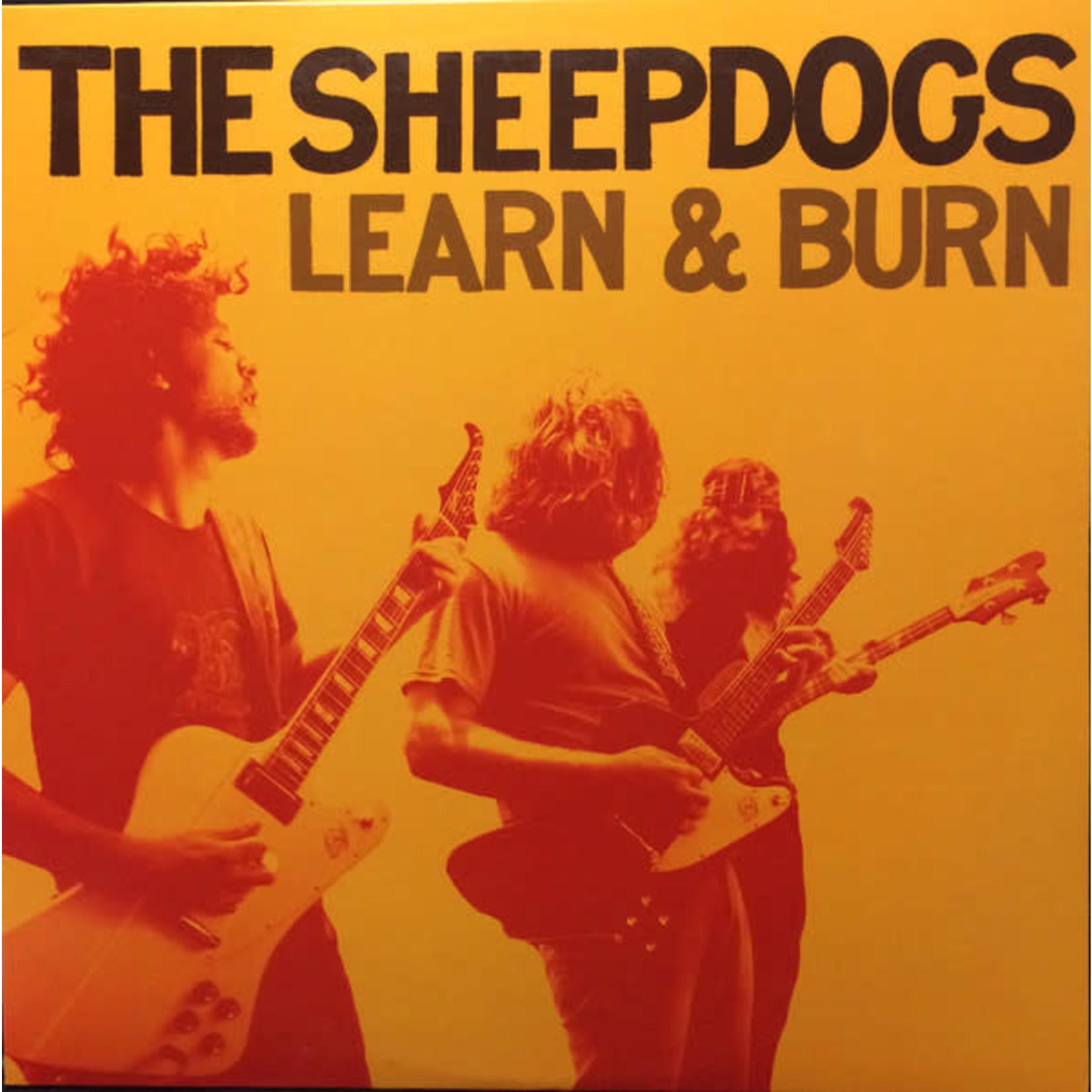 THE SHEEPDOGS LEARN & BURN